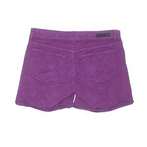 Articles Of Society Denim Purple Colored Shorts 27